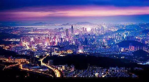 2019中国十大城市排行_2019中国十大城市最美夜景排行榜,您的家乡入围了