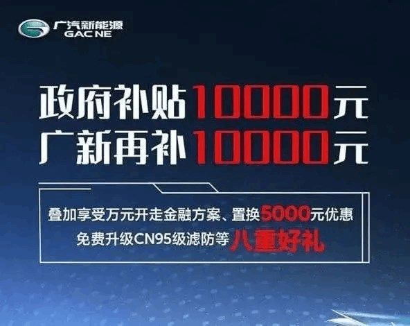 现在买车正是时候_广州新能源购车补贴一万起步!