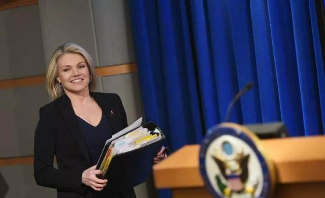 动向 | 从女主播到被提名驻联合国代表 她用了20个月
