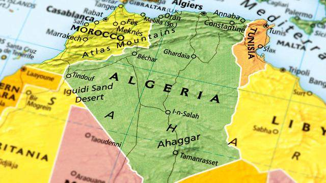 阿爾及利亞接入ORVAL海底光纜系統