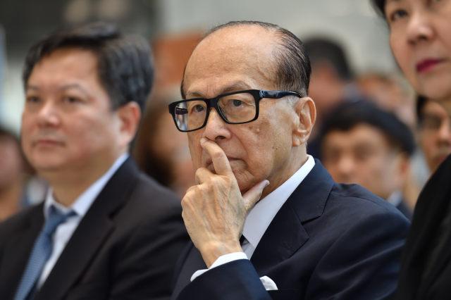 2019福布斯香港富豪榜发布 近半数大佬资产缩